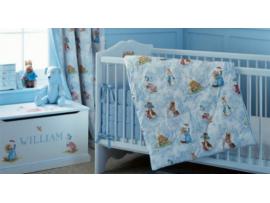 Одеяло детское Малыш 140*110  (верх - бязь; наполнитель - халофайбер)