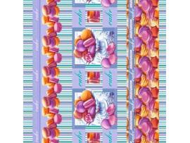 195781 Полотенце вафельное Сладкая жизнь