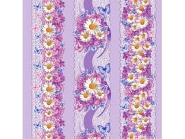 196421 Полотенце вафельное Марина