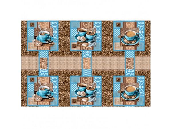 199651 Полотенце вафельное Мокко
